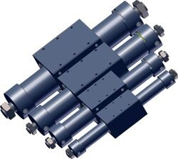 magnetic rodless cylinders